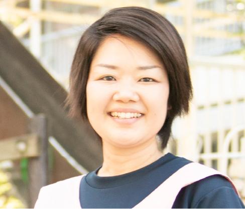 保育教諭 夏目 沙智子